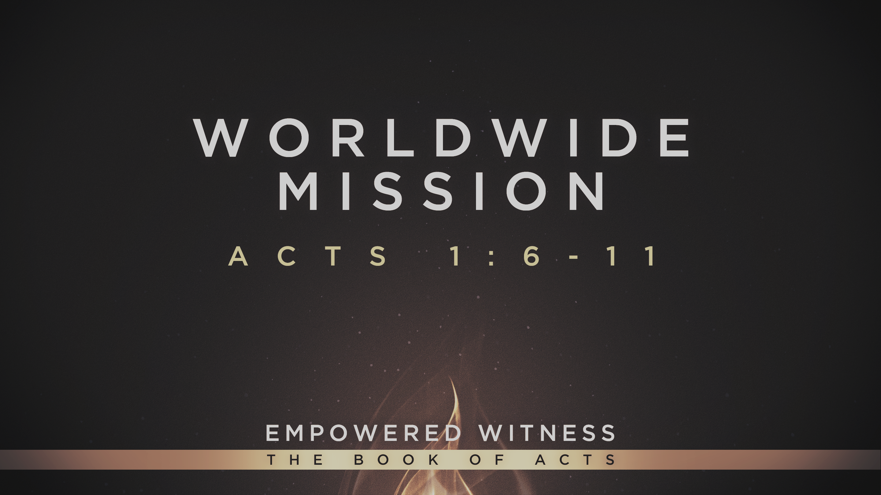 Worldwide Mission